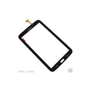 "VITRE TACTILE SAMSUNG GALAXY TAB 3 - 7.0"" DIGITIZER TOUCH SCREEN LENS GLAS III SM-T210 - NOIR"