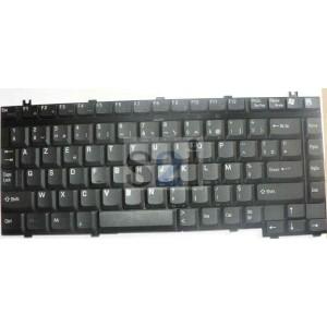 CLAVIER AZERTY NEUF TOSHIBA SATELLITE A100, M40X series - K000025920 - V000061890 - KFRSBB002A Gar.3 mois