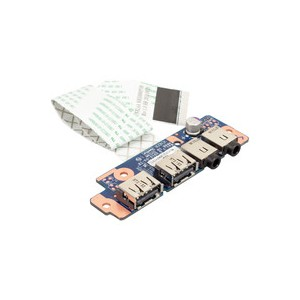 CARTE FILLE NEUVE USB, AUDIO TOSHIBA Satellite L670, L675D - K000099240 - Gar 3 mois - LS-6041P