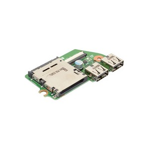 CARTE FILLE OCCASION USB, LECTEUR DE CARTE TOSHIBA Satellite L650 - V000211010 - Gar 3 mois