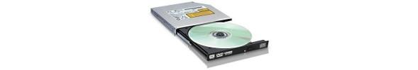 Lecteurs Graveurs CD, CD-RW, DVD-, DVD-RW